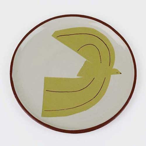 Lucy Ogden Ceramics Larks design