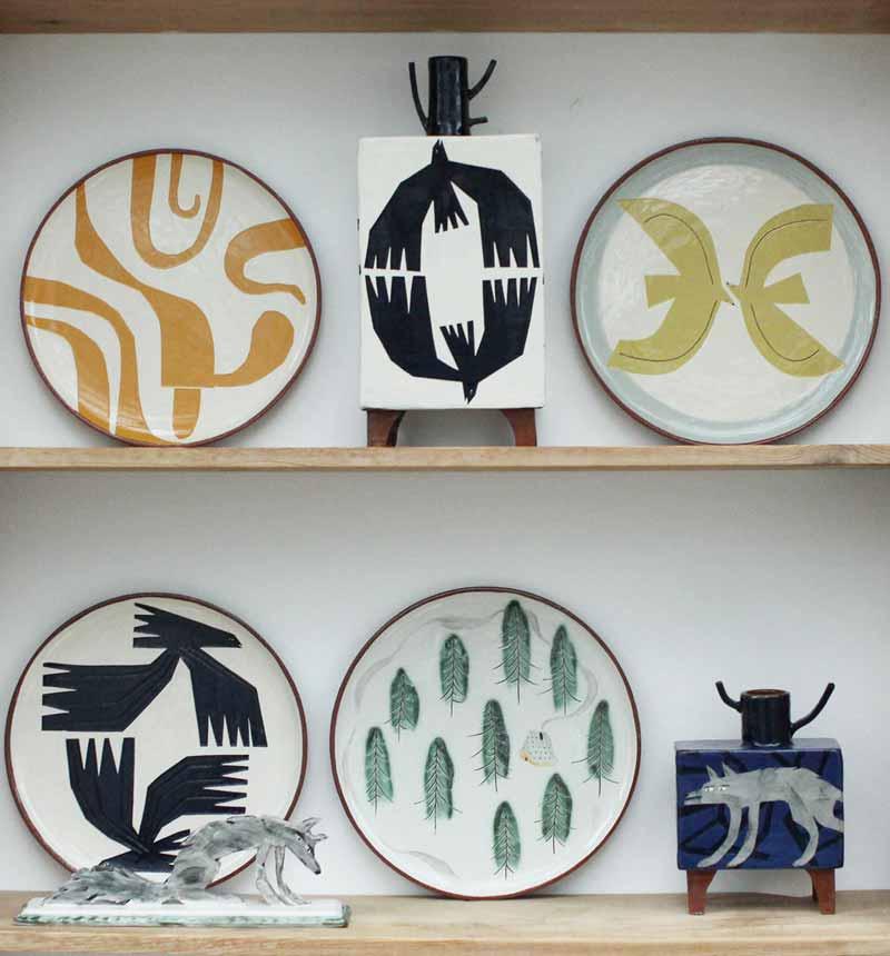 Lucy Ogden Hand Made Ceramics Shop Launch image