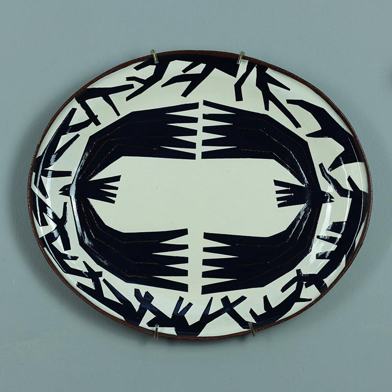 Lucy Ogden Ceramics Rooks Design image