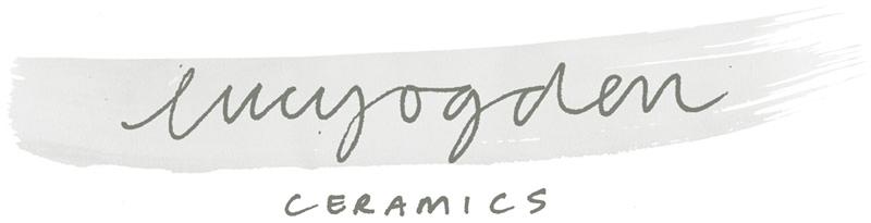 Lucy Ogden Ceramics
